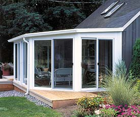 Superb Oasis Sunrooms LR4000